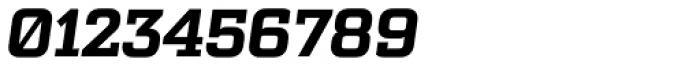 Bourgeois Slab UltraBold Italic Font OTHER CHARS