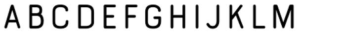 Bourton Line Bold Font UPPERCASE
