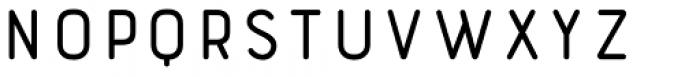 Bourton Line Bold Font LOWERCASE