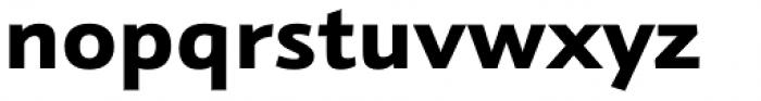 Boutros Angham Black Font LOWERCASE