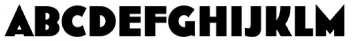 Bovine MVB Font LOWERCASE