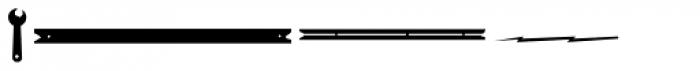 Box 10 Dingbat Font LOWERCASE