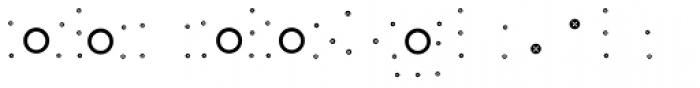 Box10 Layer Font LOWERCASE