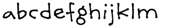 Boxajoy Font LOWERCASE