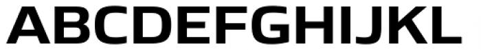 Boxley Bold Font UPPERCASE