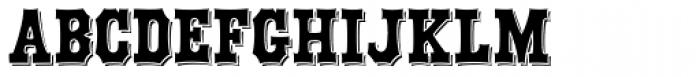 Boxwood Alternate Font UPPERCASE