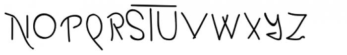 Boyscout Font UPPERCASE