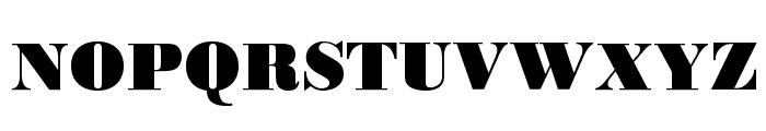 Bodoni MT Black Font - What Font Is