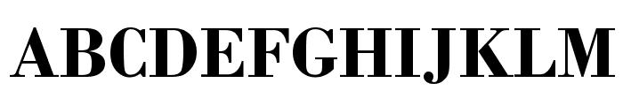 Bodoni MT Bold Font - What Font Is
