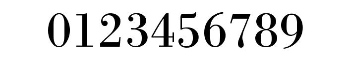 Bodoni MT Font OTHER CHARS