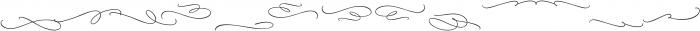 BP-Victoria-flourish Bold otf (700) Font LOWERCASE