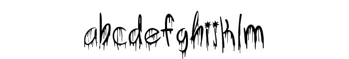 BPSHC Font LOWERCASE
