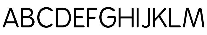 BPreplay Font UPPERCASE