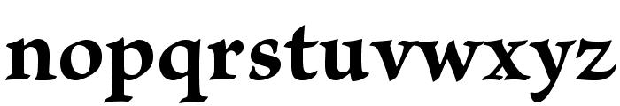 BriosoPro-BoldCapt Font LOWERCASE