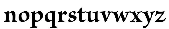 BriosoPro-Bold Font LOWERCASE