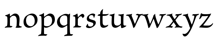 BriosoPro-Capt Font LOWERCASE