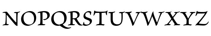 BriosoPro-MediumCapt Font UPPERCASE