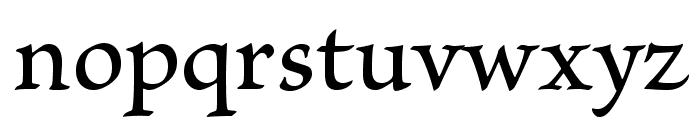 BriosoPro-MediumCapt Font LOWERCASE