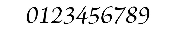 BriosoPro-MediumIt Font OTHER CHARS