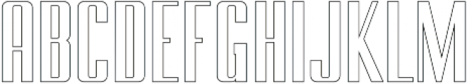 BRANCHE otf (400) Font UPPERCASE