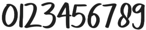 BREAK BEACH otf (400) Font OTHER CHARS