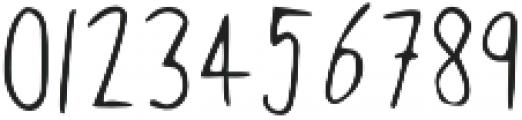 BREEZYFixed otf (400) Font OTHER CHARS