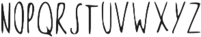 BREEZYFixed otf (400) Font UPPERCASE