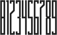 BRUTAAL ttf (400) Font OTHER CHARS