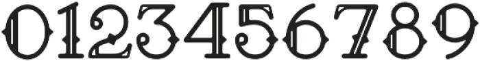 Brace Slab Deco Inline otf (400) Font OTHER CHARS