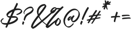 Brachial yt Two ttf (400) Font OTHER CHARS