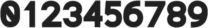 Brada Sans Bold ttf (700) Font OTHER CHARS