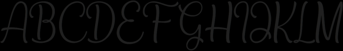 Bradlay otf (400) Font UPPERCASE