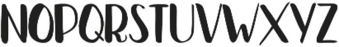 Bradley Normal Bold otf (400) Font LOWERCASE