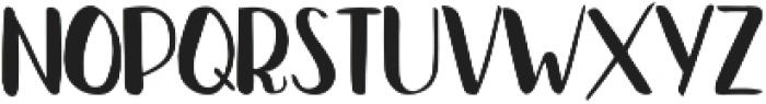Bradley ttf (700) Font LOWERCASE