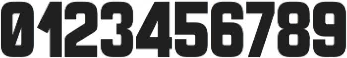 Braghaz otf (400) Font OTHER CHARS