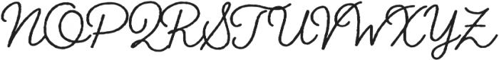 Braisetto Black otf (900) Font UPPERCASE