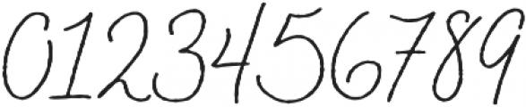 Braisetto Light otf (300) Font OTHER CHARS