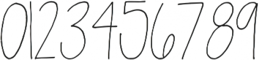Branch Regular otf (400) Font OTHER CHARS