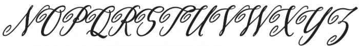 Branch otf (400) Font UPPERCASE