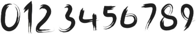Branda Regular otf (400) Font OTHER CHARS