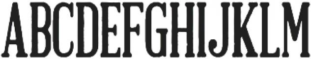 Brandals alternate Regular otf (400) Font UPPERCASE