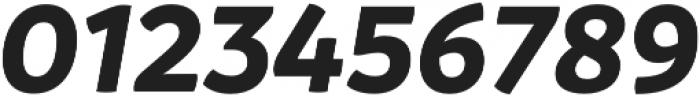 Branding BoldItalic otf (700) Font OTHER CHARS