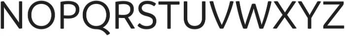 Branding Medium otf (500) Font UPPERCASE