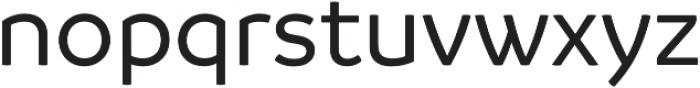 Branding Medium otf (500) Font LOWERCASE