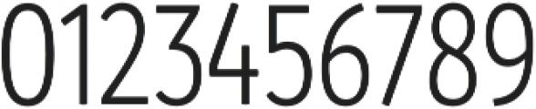 Branding SF Cnd SemiLight otf (300) Font OTHER CHARS
