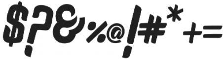 Brandit otf (400) Font OTHER CHARS
