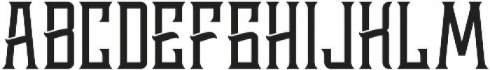Brandy Label Base otf (400) Font UPPERCASE