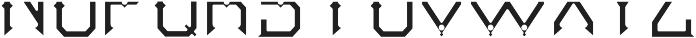 Brandy02 LightFX otf (300) Font UPPERCASE