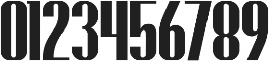 Brasham Regular otf (400) Font OTHER CHARS