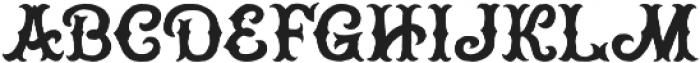 Brass heart simple otf (400) Font LOWERCASE